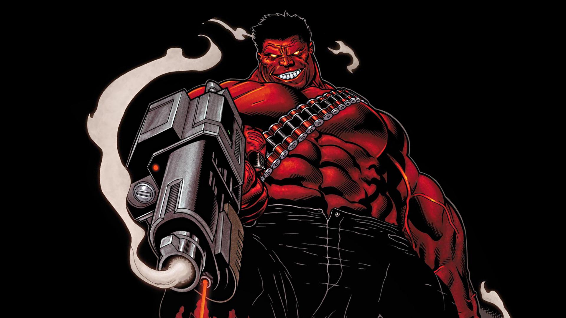 Comics - Hulk  Wallpaper