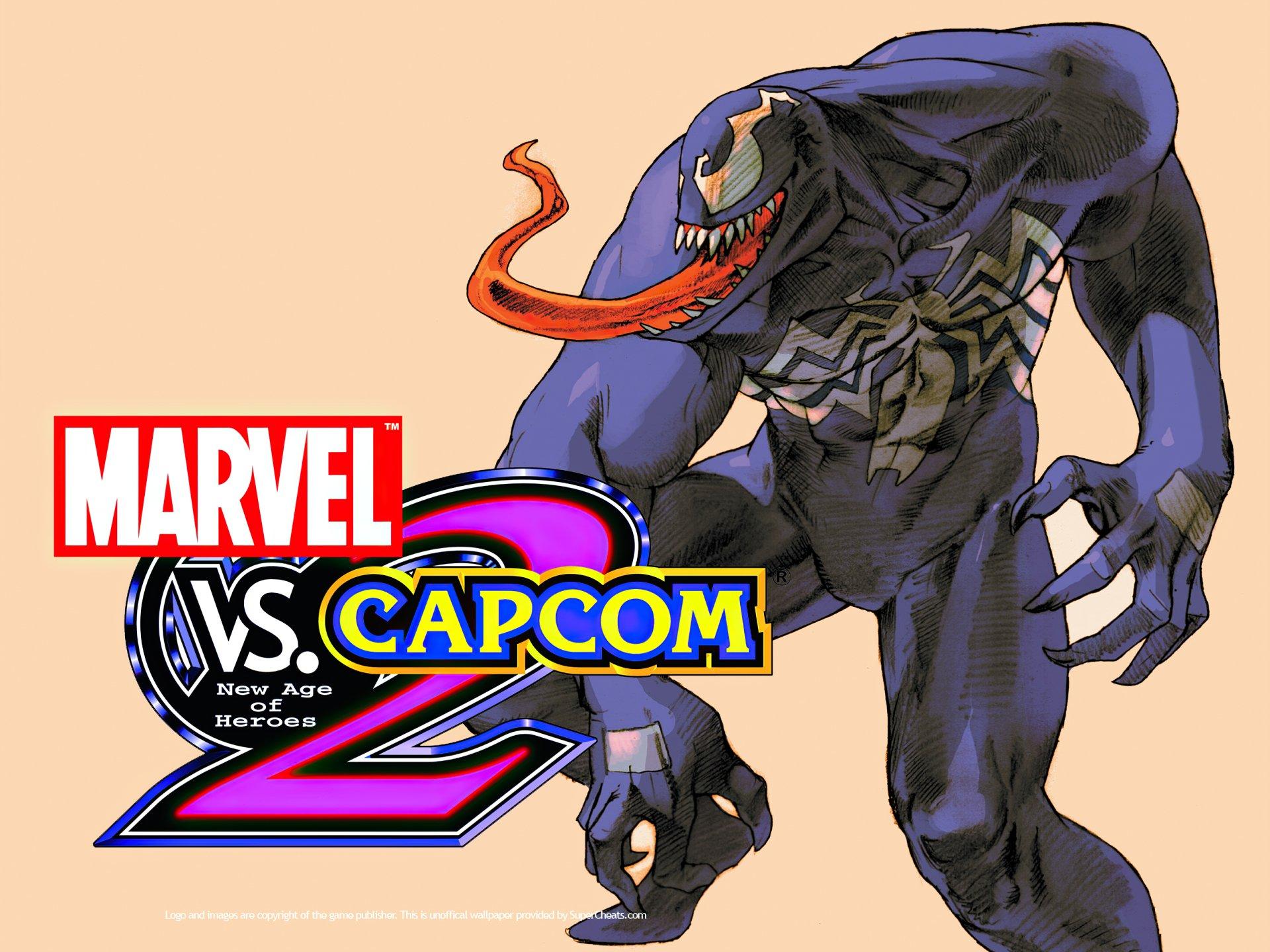 10 Marvel Vs Capcom 2 Hd Wallpapers Background Images