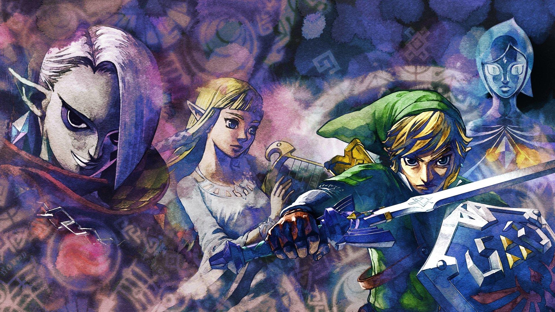 37 The Legend Of Zelda Skyward Sword Hd Wallpapers Background