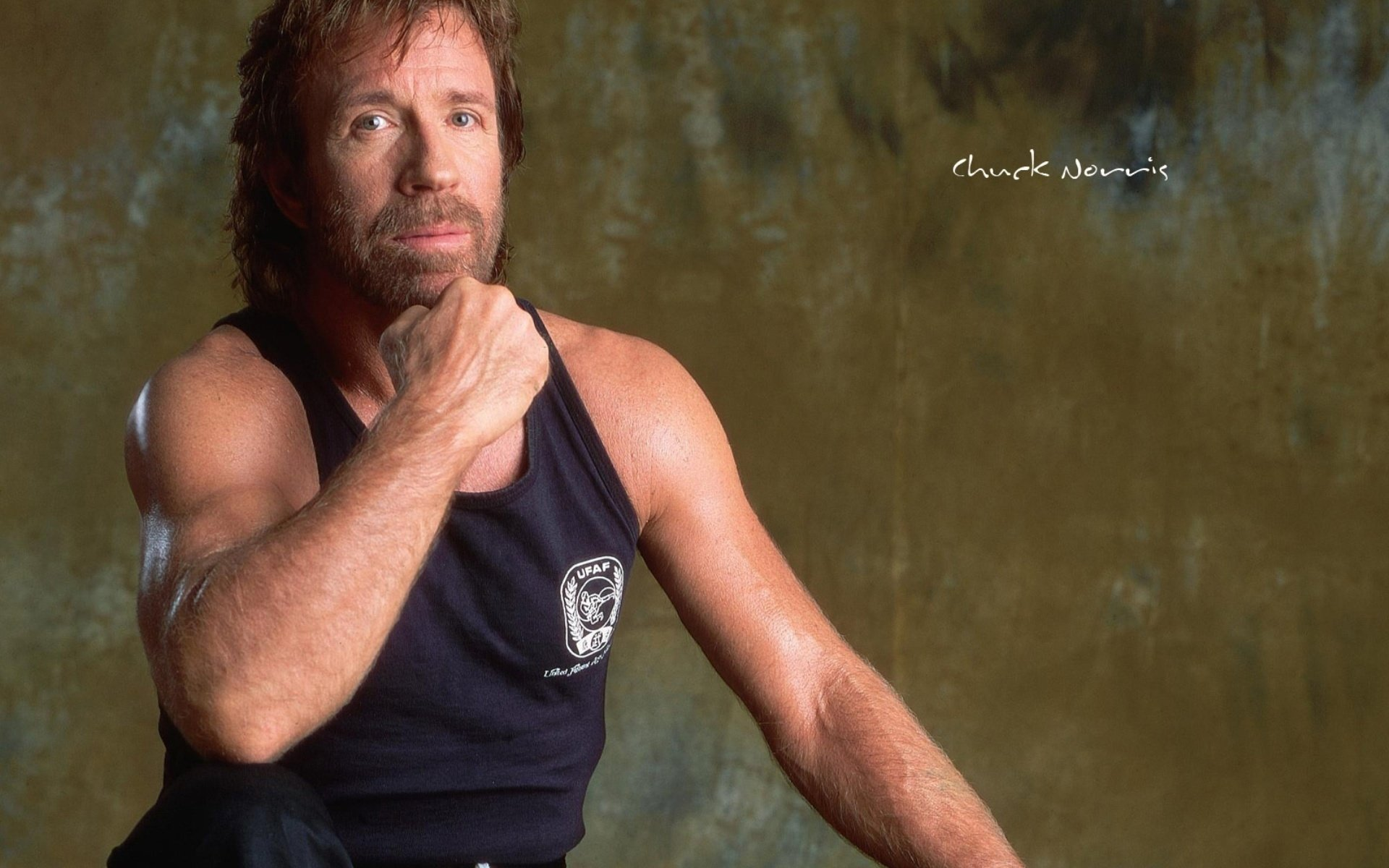 Sports - Martial Arts  Chuck Norris Wallpaper