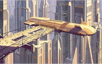 Sci Fi - City Wallpapers and Backgrounds ID : 198939