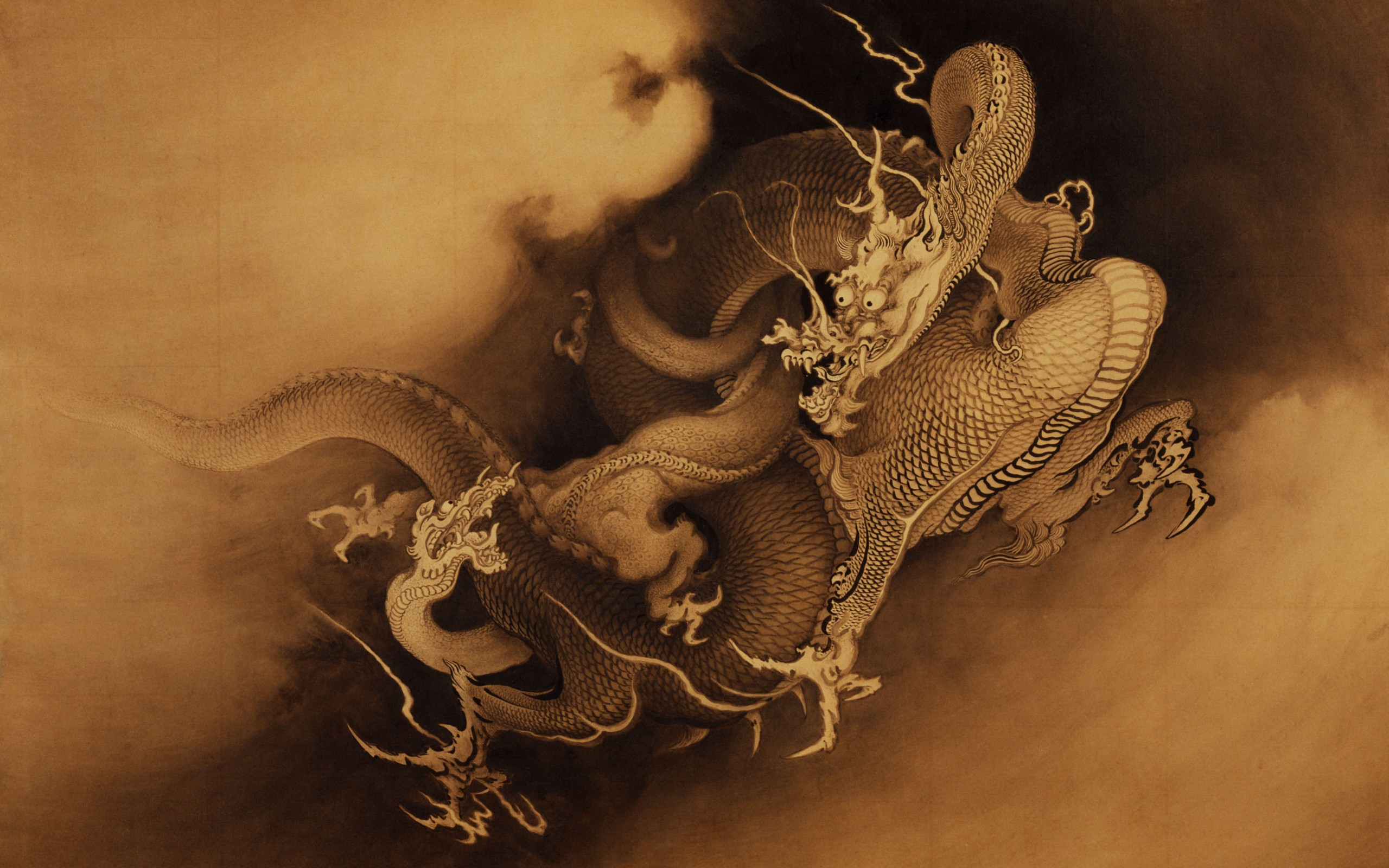 32 Chinese Dragon Hd Wallpapers Background Images