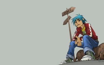 Musik - Gorillaz Wallpapers and Backgrounds ID : 199475