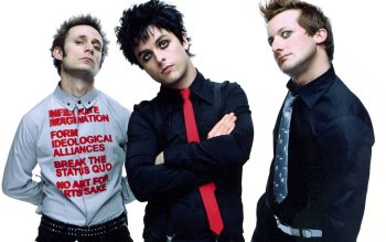 Music - Green Day Wallpapers and Backgrounds ID : 199625