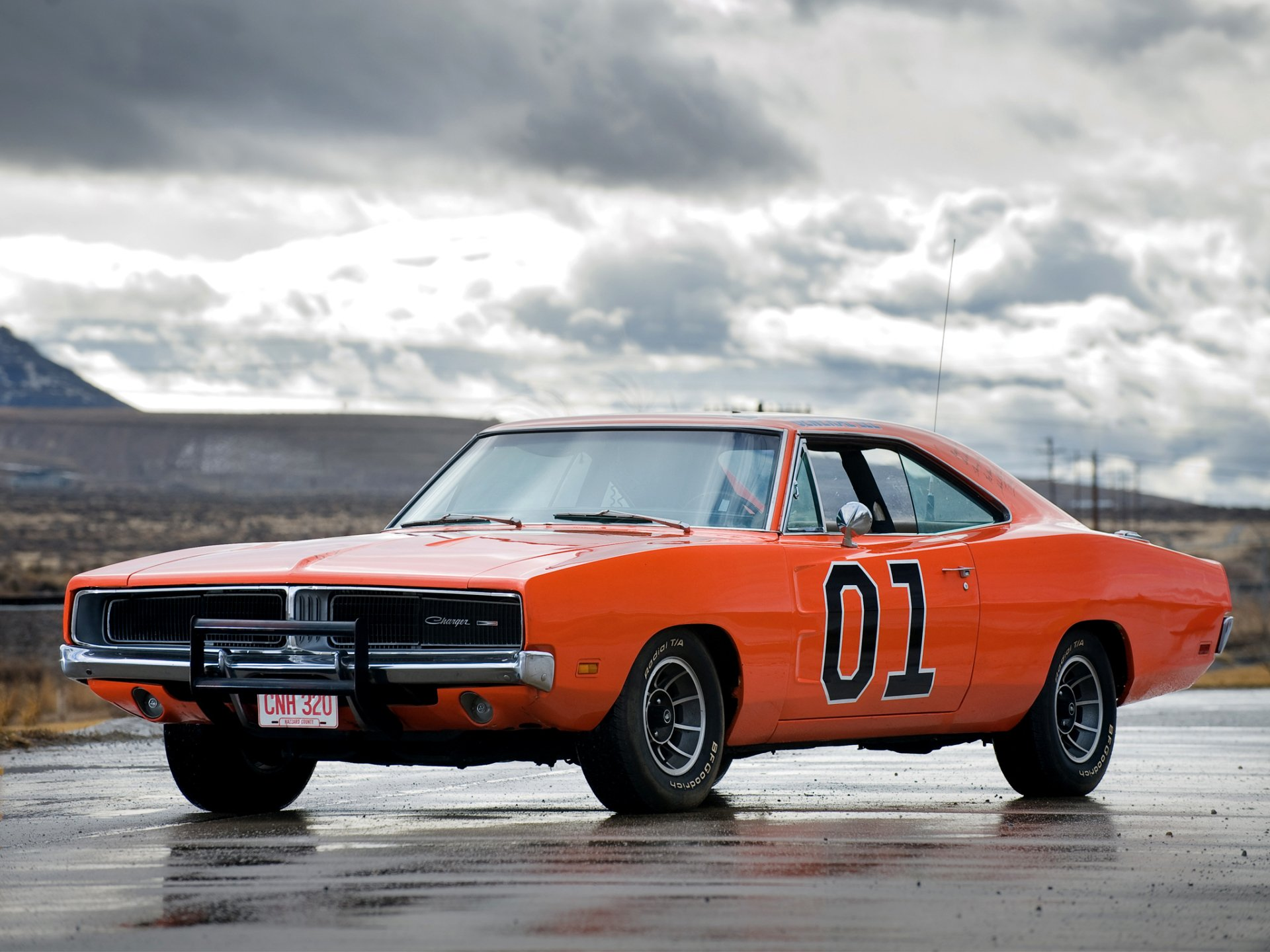 4 General Lee (The Dukes of Hazzard) HD Wallpapers | Background Images -  Wallpaper Abyss