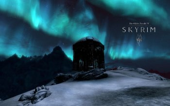 Videogioco - Skyrim Wallpapers and Backgrounds ID : 200025