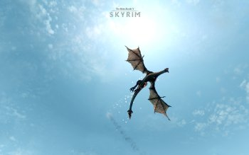 Video Game - Skyrim Wallpapers and Backgrounds ID : 200037