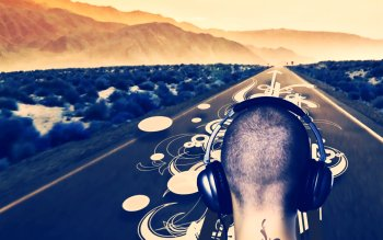 Music - Headphones Wallpapers and Backgrounds ID : 20029