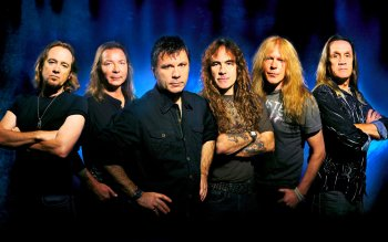 Music - Iron Maiden Wallpapers and Backgrounds ID : 200419