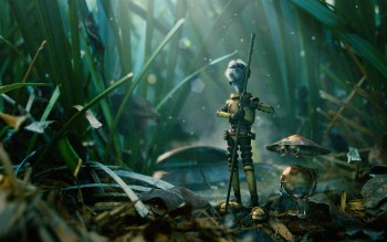 Science Fiction - Robot Wallpapers and Backgrounds ID : 200565