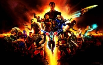 Video Game - Mass Effect 2 Wallpapers and Backgrounds ID : 200637