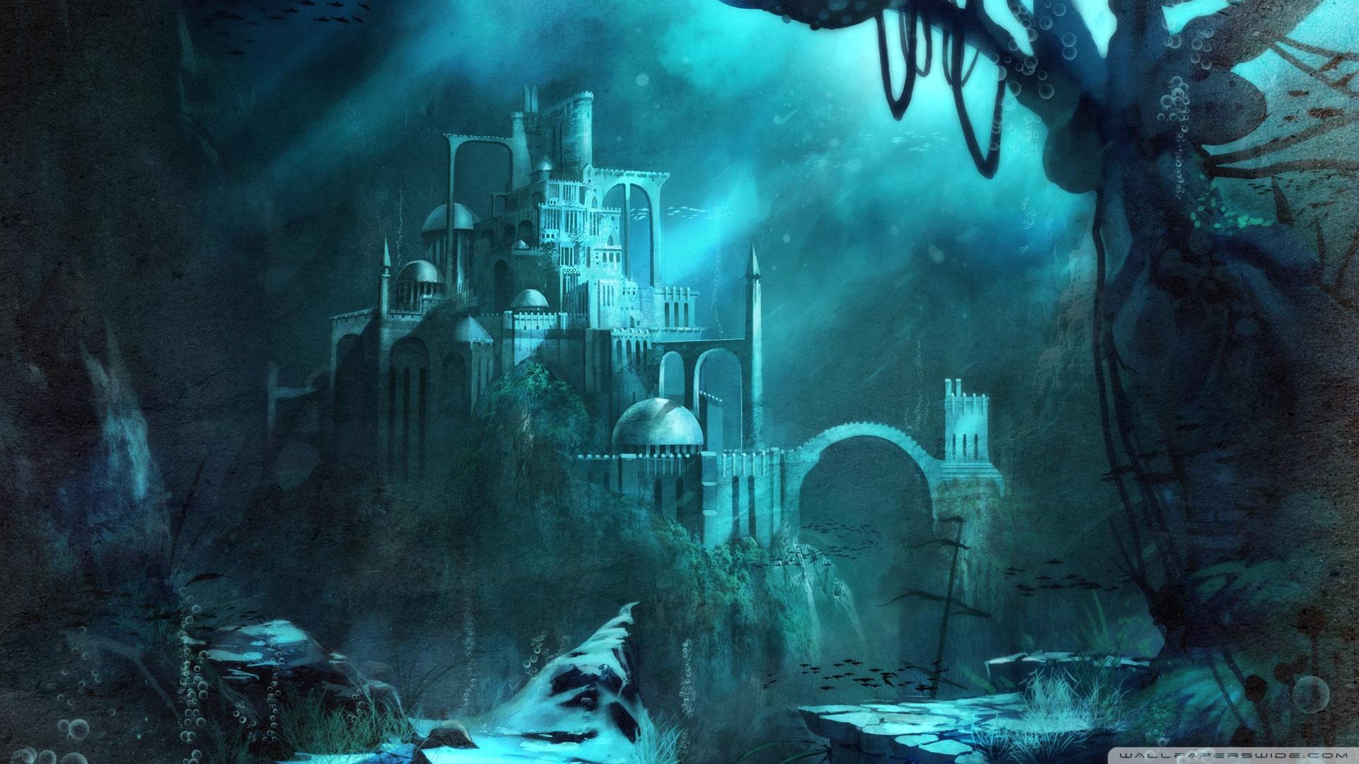 Alpha coders wallpaper abyss fantasy ocean 201539