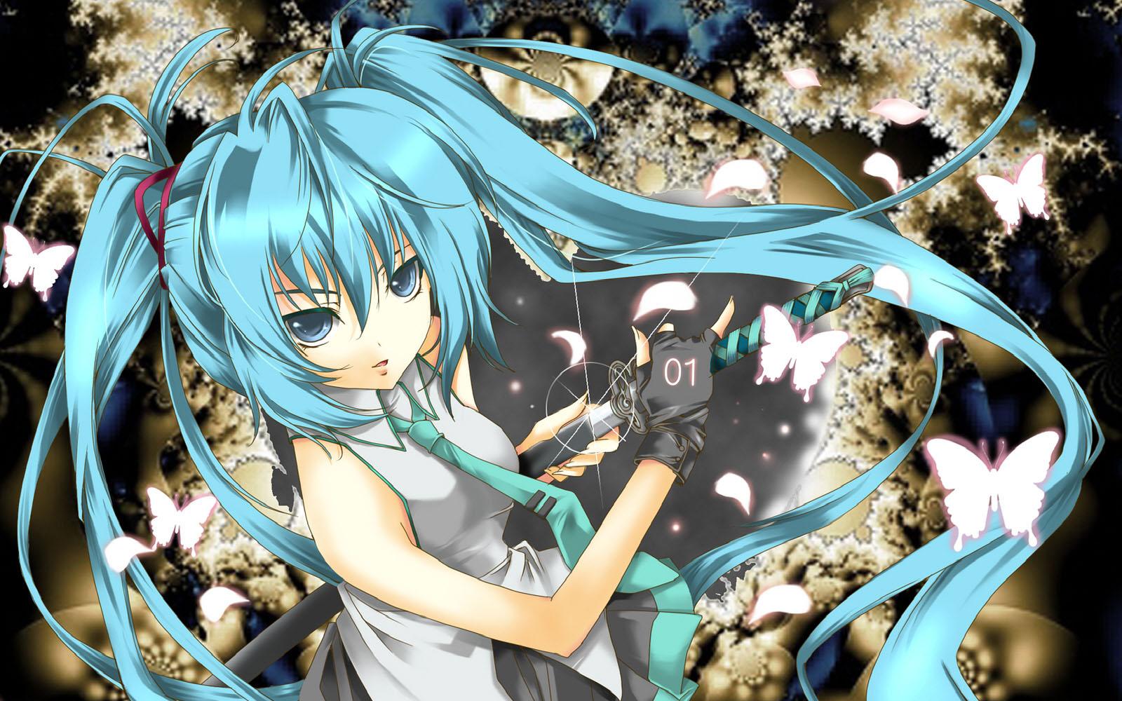 Anime - Vocaloid  Wallpaper