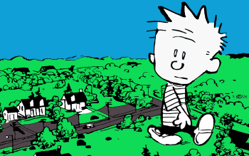 Comics - Calvin And Hobbs Wallpapers and Backgrounds ID : 201385