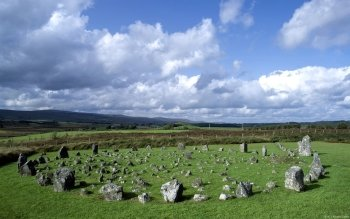 Man Made - Beaghmore Stone Circles Wallpapers and Backgrounds ID : 201567