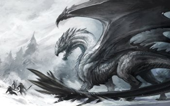 Fantasy - Dragon Wallpapers and Backgrounds ID : 201695