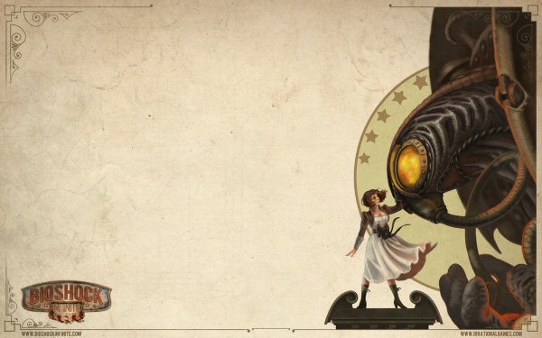 Jeux Vidéo Bioshock Infinite Bioshock Fond d'écran HD   Image