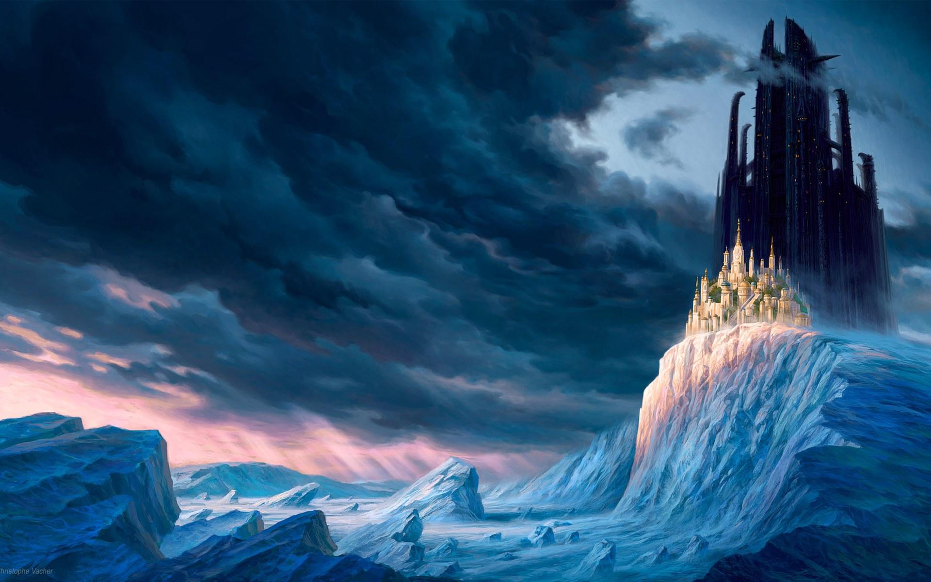 Fantasy - Slott  Bakgrund