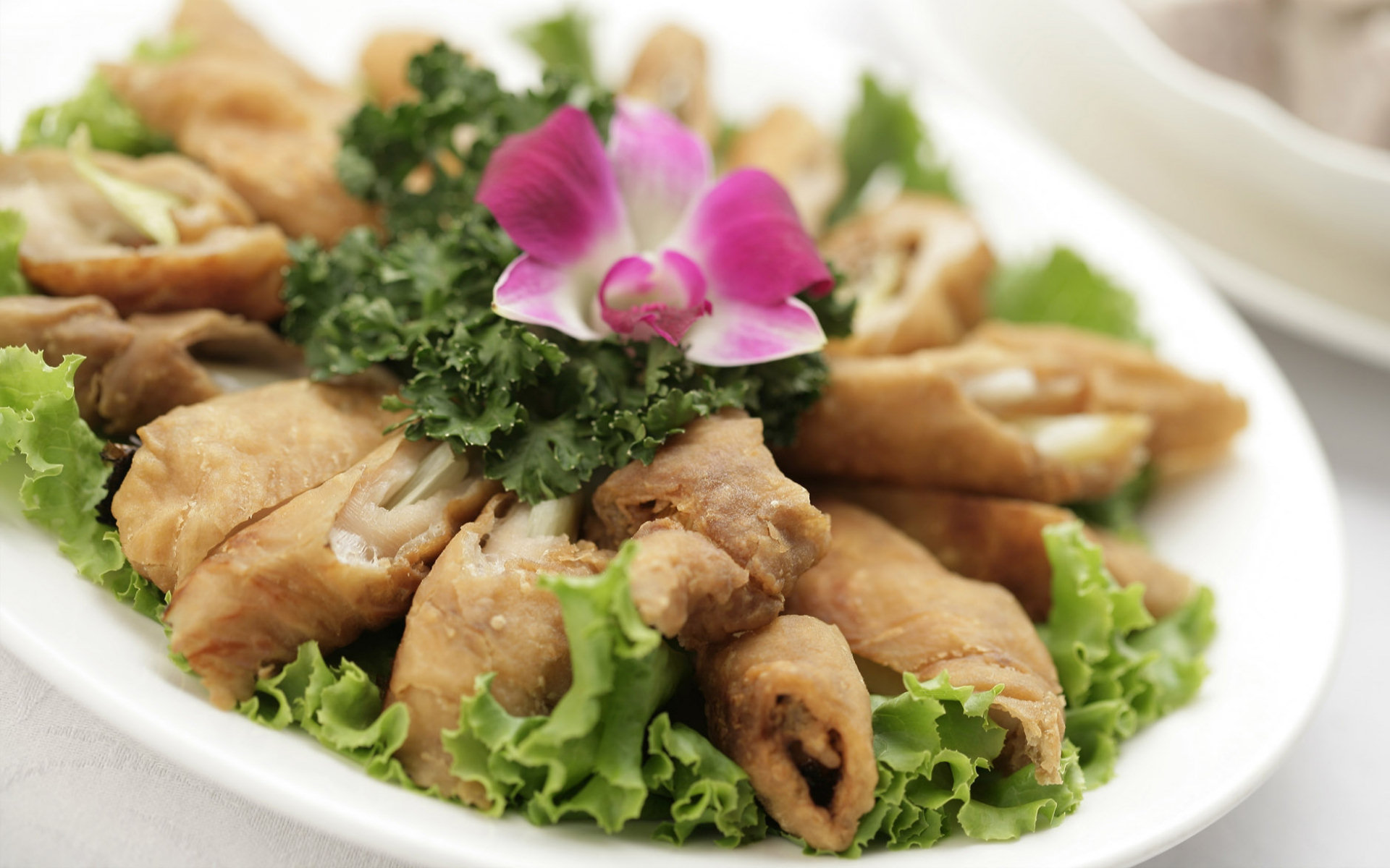 Chinese Food Hd Wallpaper Background Image 1920x1200