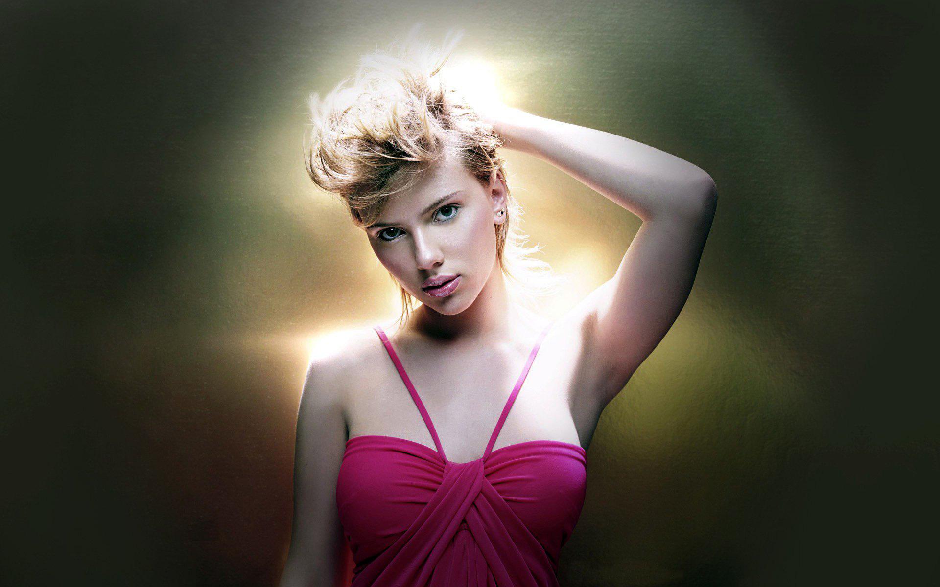 Scarlett Johansson HD Wallpaper | Background Image ...