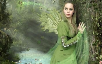 Fantasy - Fairy Wallpapers and Backgrounds ID : 202337