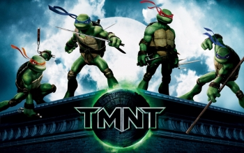 Комиксы - Tmnt Wallpapers and Backgrounds ID : 20279