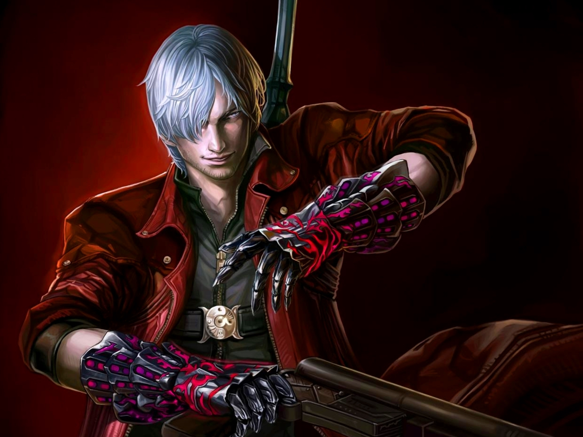 Devil may cry 4 hd wallpaper background image 1920x1440 id 203459 wallpaper abyss - Devil may cry hd pics ...