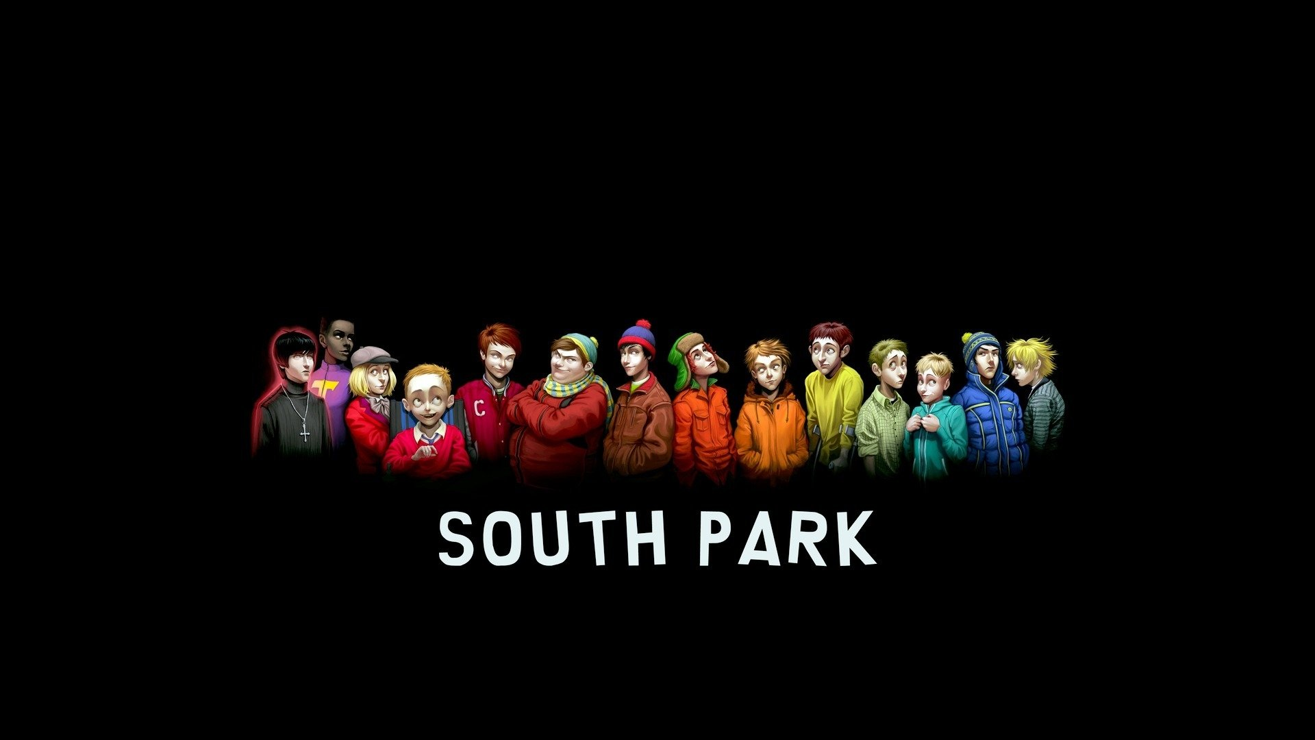 South Park Papel De Parede HD
