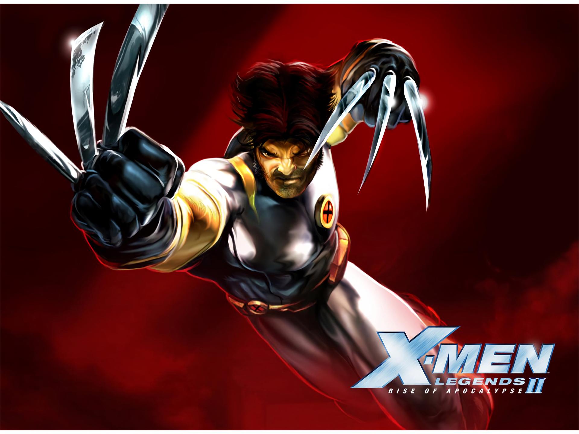 X Men Legends II Rise Of Apocalypse HD Wallpaper