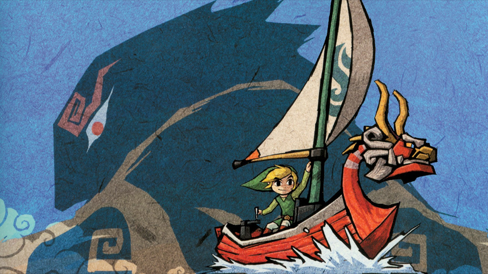 70 The Legend Of Zelda The Wind Waker Hd Wallpapers Background