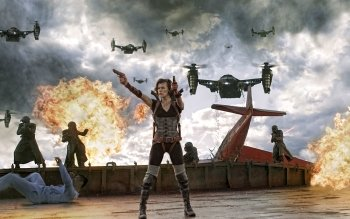 Movie - Resident Evil: Retribution Wallpapers and Backgrounds ID : 203249
