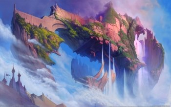 Fantasy - Castle Wallpapers and Backgrounds ID : 203477