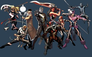 Comics - Collage Wallpapers and Backgrounds ID : 203505