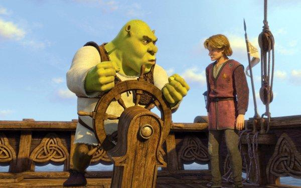 Movie Shrek the Third Shrek HD Wallpaper   Background Image