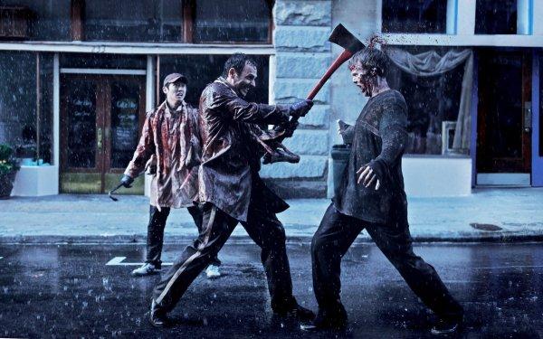 TV Show The Walking Dead Zombie Steven Yeun Glenn Rhee HD Wallpaper | Background Image