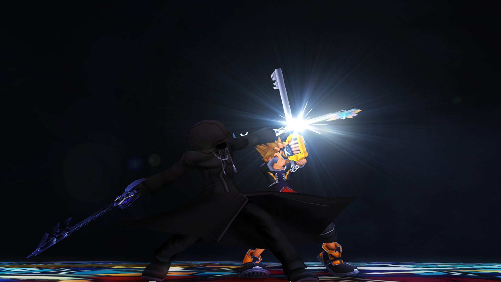 kingdom hearts background - photo #15