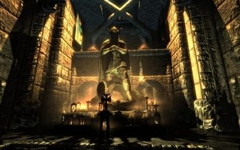 Video Game - Skyrim Wallpapers and Backgrounds ID : 204497