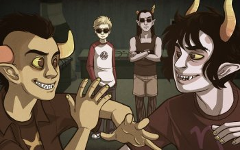 Comics - Homestuck Wallpapers and Backgrounds ID : 204615