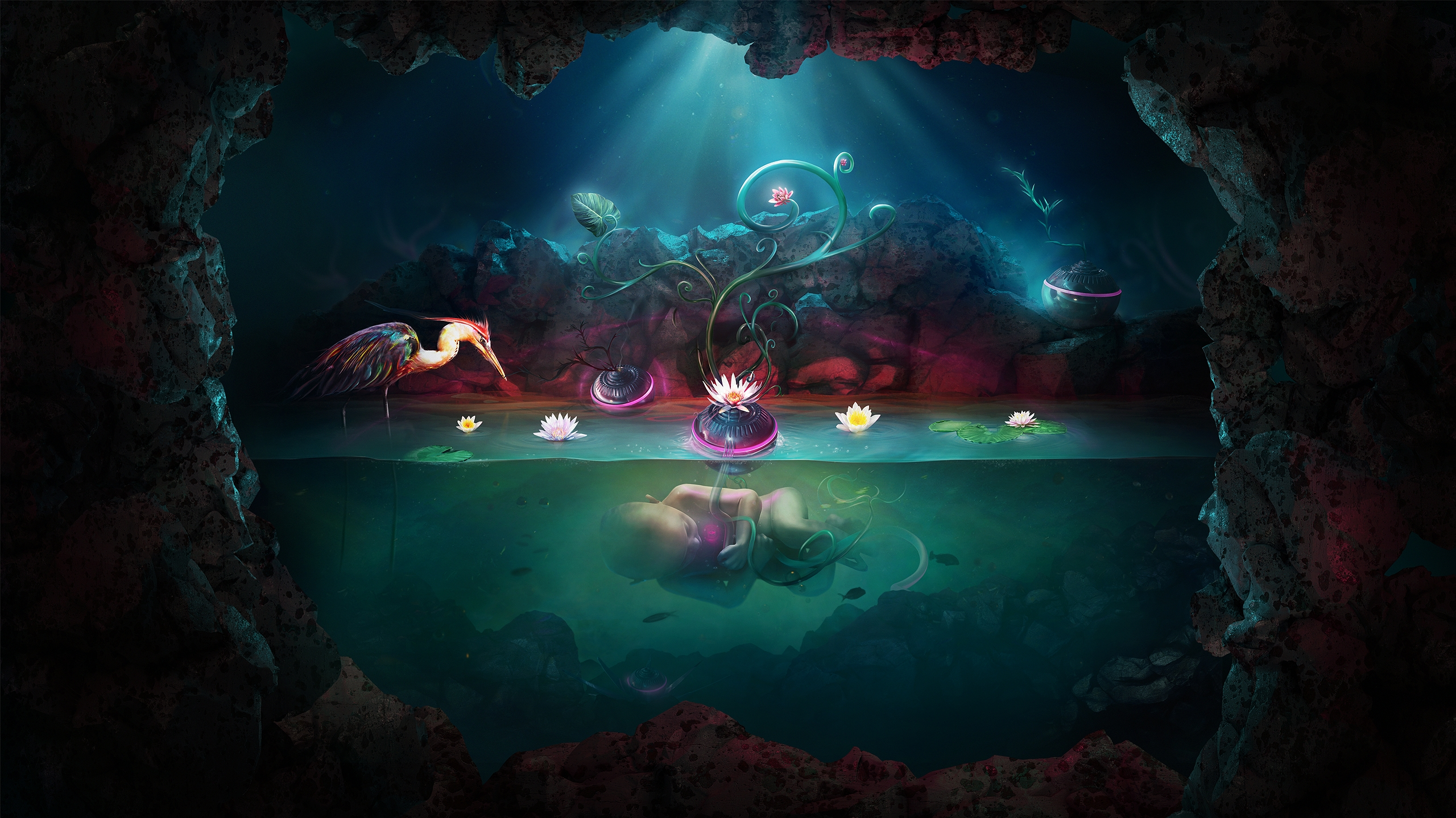 547 Psychedelic HD Wallpapers