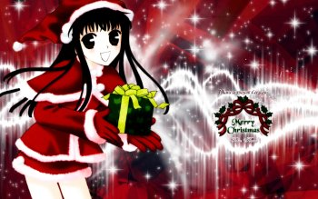 Anime - Christmas Wallpapers and Backgrounds ID : 205497