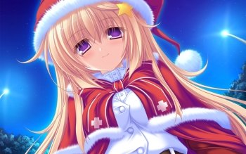 Anime - Christmas Wallpapers and Backgrounds ID : 205547