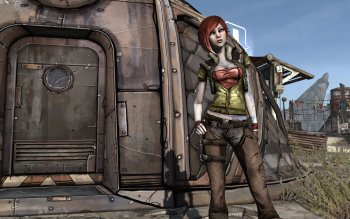 Video Game - Borderlands Wallpapers and Backgrounds ID : 205579