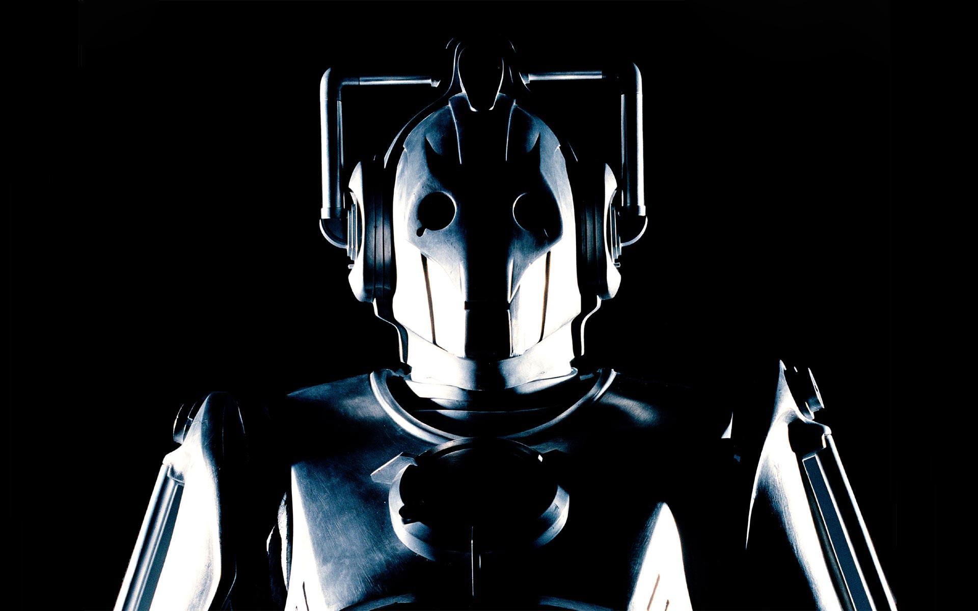 TV-program - Doctor Who  Doctor Who Cybermen Bakgrund