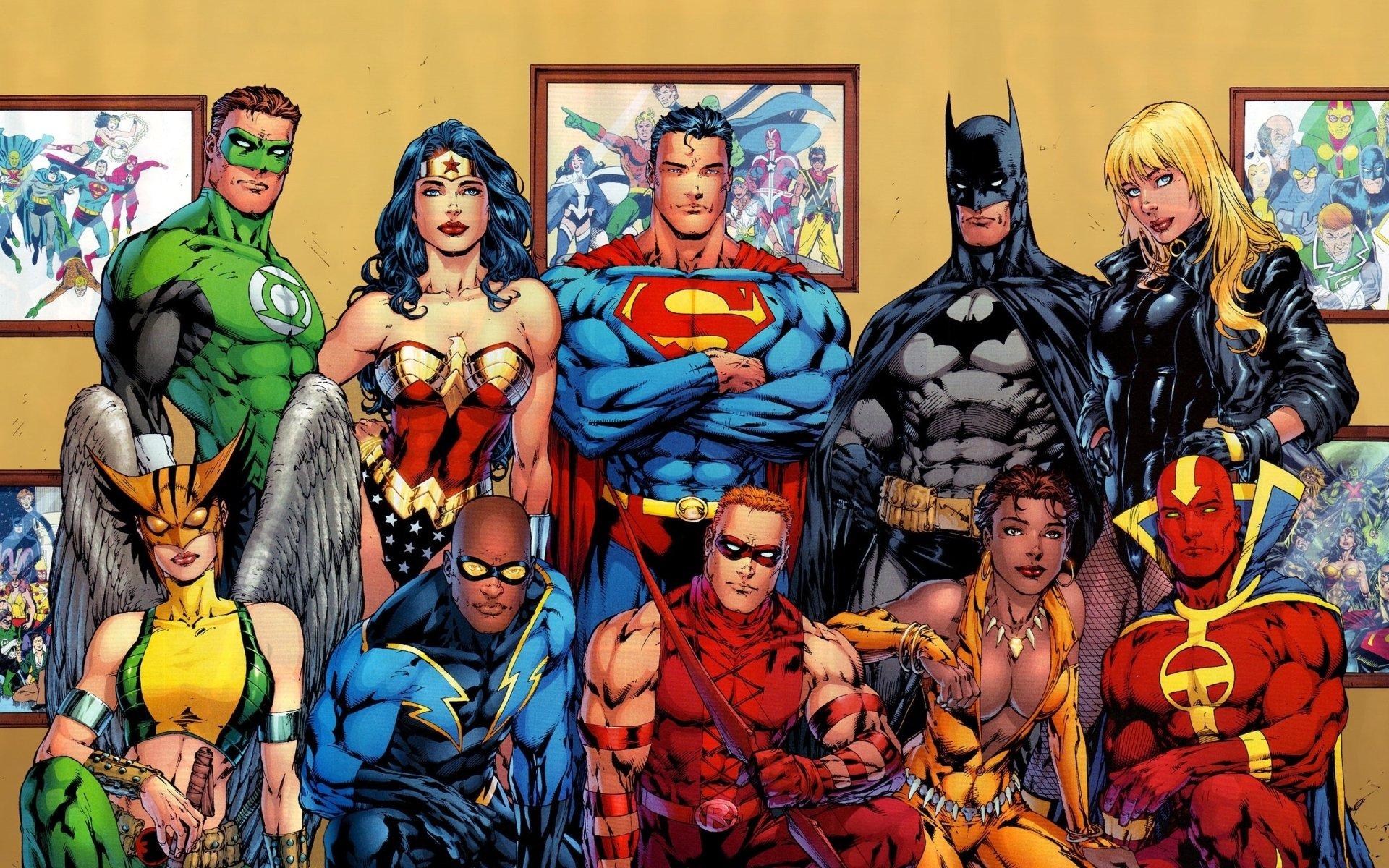 105 Dc Comics Fondos De Pantalla Hd Fondos De Escritorio