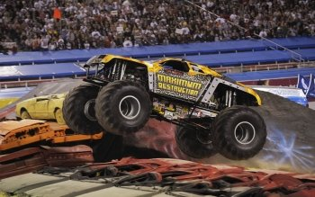 Vehicles - Monster Truck Wallpapers and Backgrounds ID : 206119