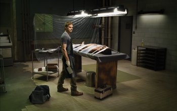 Televisieprogramma - Dexter Wallpapers and Backgrounds ID : 206429