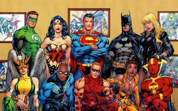 Comics - DC Comics Wallpapers and Backgrounds ID : 206809