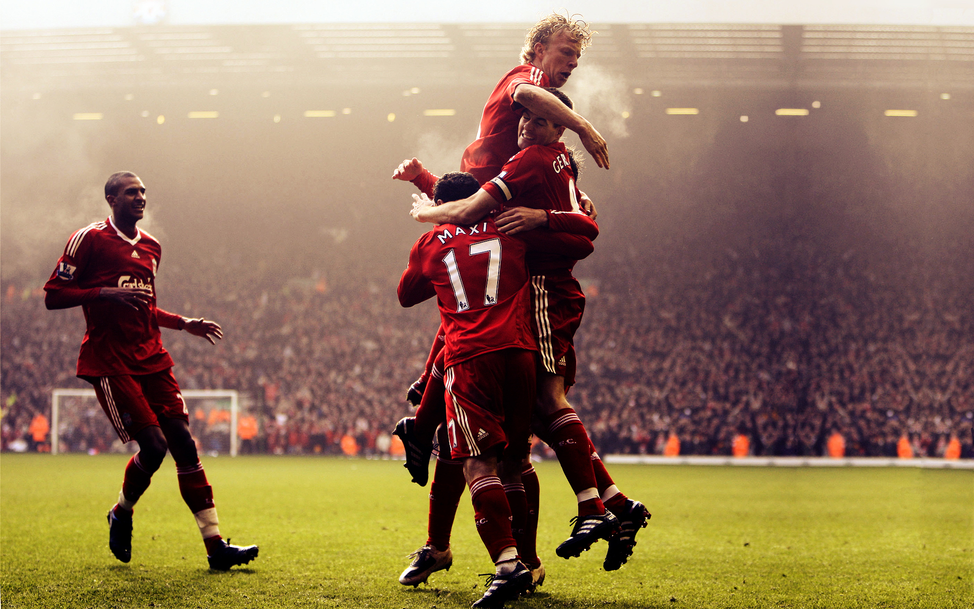 Sports - Liverpool F.C. Wallpaper