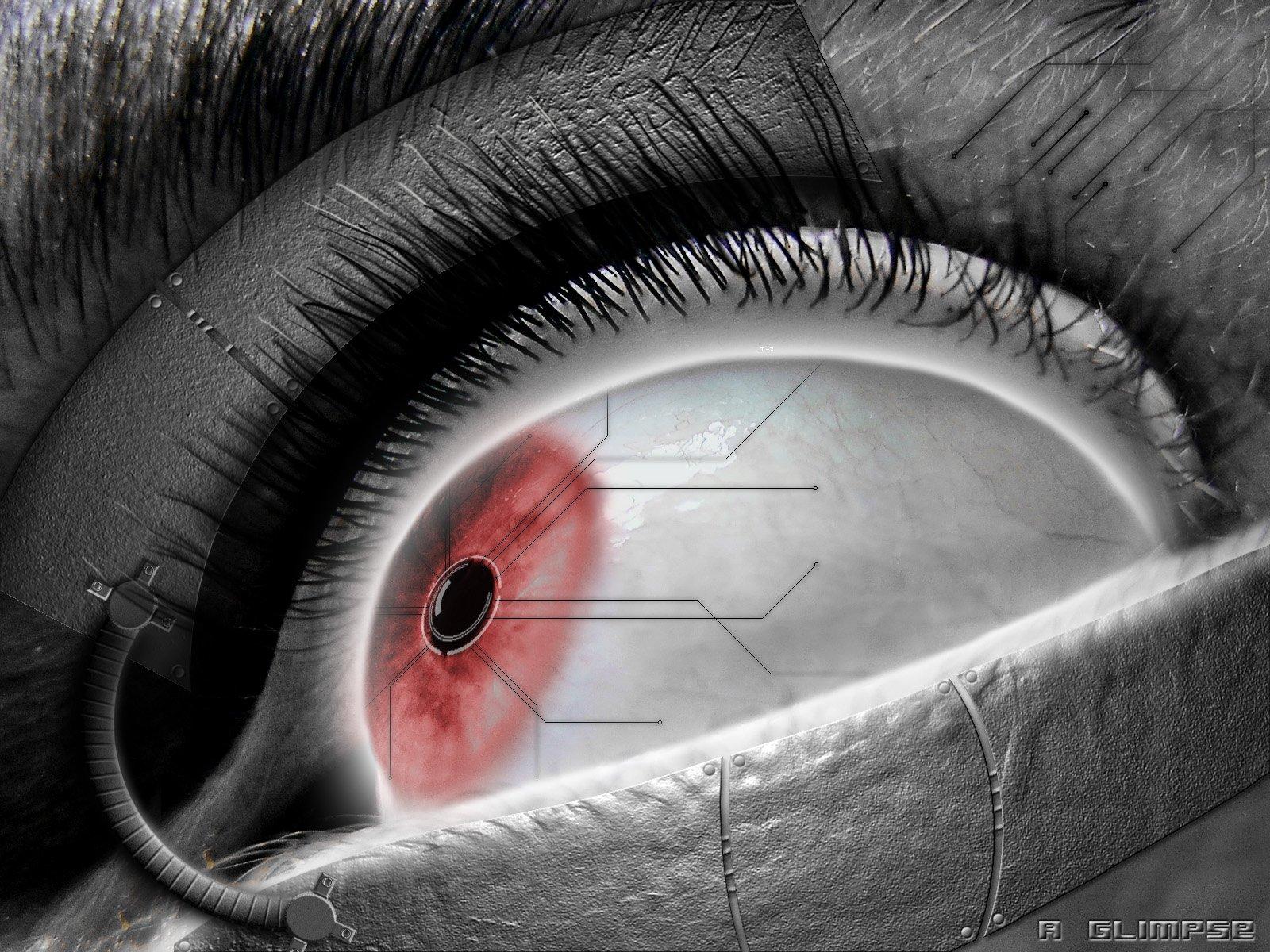 Artistic - Eye  Close-Up Wallpaper