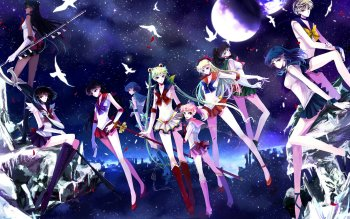 Anime - Sailor Moon Wallpapers and Backgrounds ID : 207265